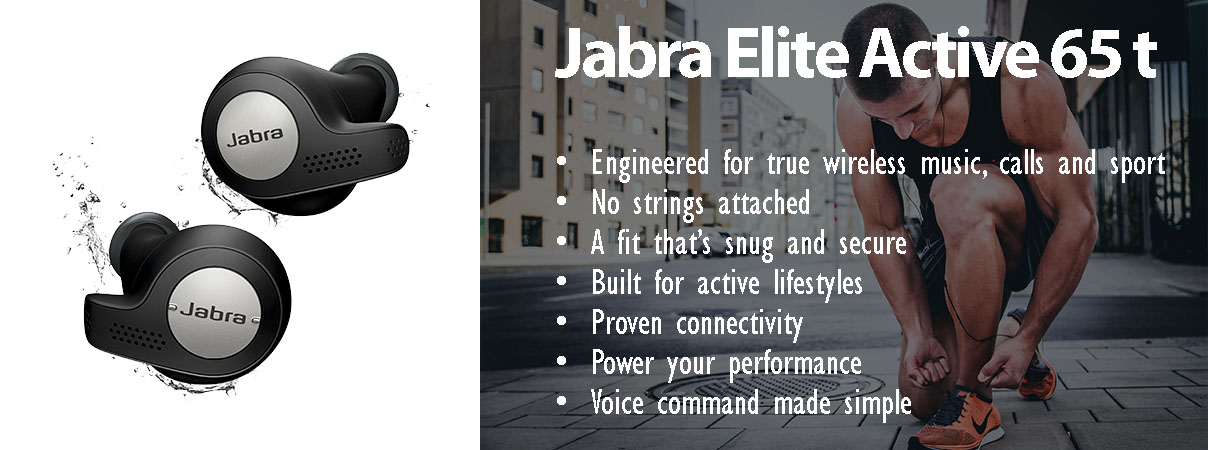 Jabra Elite Active 65 t